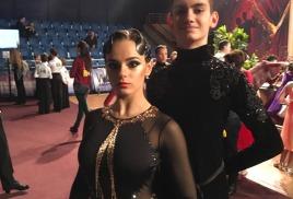 Успешное выступление наших танцоров на Международном фестивале РТС