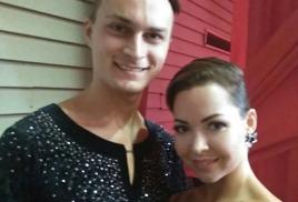Поздравляем Лехнер Дмитрия и Лехнер Наталью