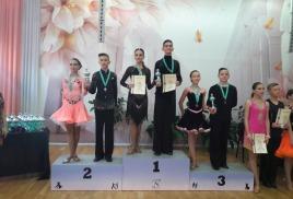Поздравляем наших танцоров Е класса с замечательными результатами на турнире Happy Cup в прошедшие выходные!