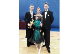 14-15 октября 2017 г. в г.Апрелевка прошел Открытый этап Кубка РТС по спортивным бальным танцам.