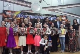 Результаты турнира по школе бального танца Dancepride Trophy