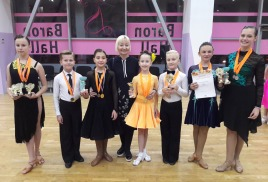Успешное выступление нашего клуба Dancepride на официальном турнире НТЛ