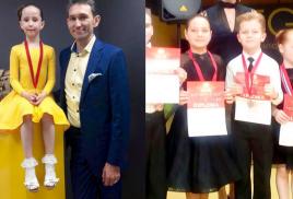 14 мая в рамках 6-го 'Красно-белого Кубка' прошел турнир по школе спортивного бального танца.