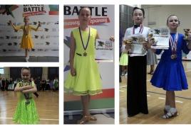 Результаты турнира по школе танца 1 апреля 2017 года